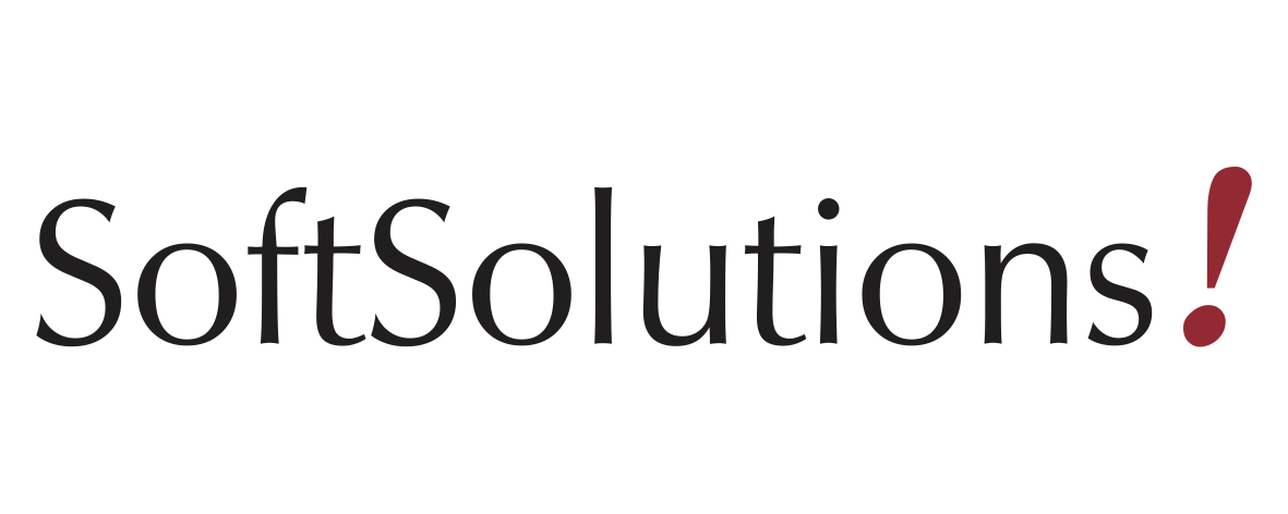 Logo SoftSolutions - BIG